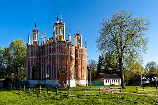 Transfiguration Church, Krasnoye, Tver oblast, Russia view 2