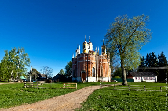 Transfiguration Church, Krasnoye, Tver oblast, Russia view 3