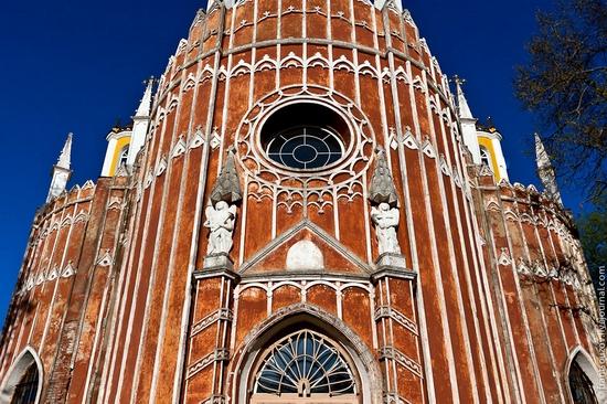 Transfiguration Church, Krasnoye, Tver oblast, Russia view 5