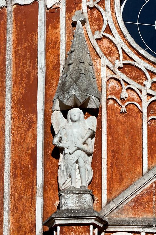 Transfiguration Church, Krasnoye, Tver oblast, Russia view 6