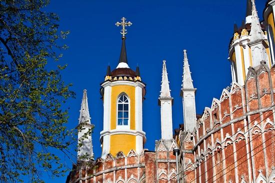 Transfiguration Church, Krasnoye, Tver oblast, Russia view 8