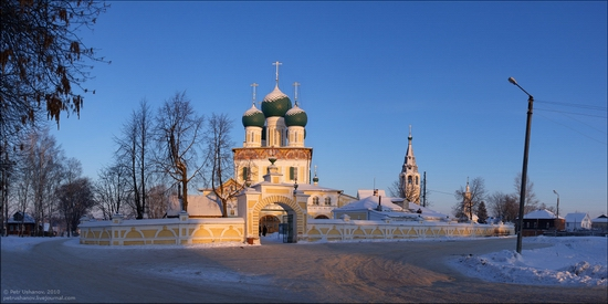 Tutaev churches view 1