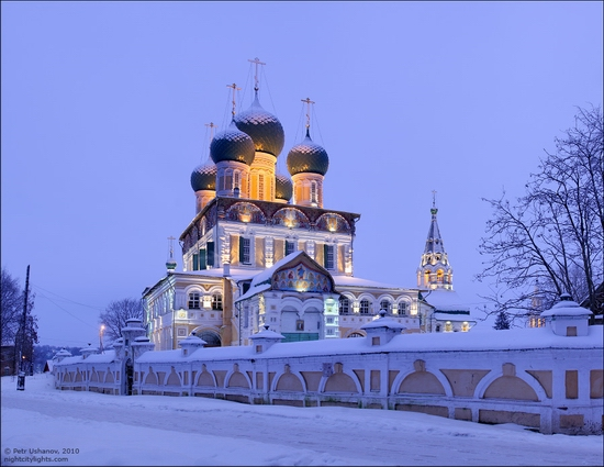 Tutaev churches view 10