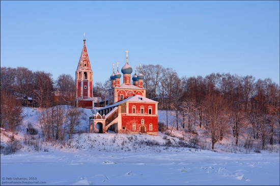 Tutaev churches view 3