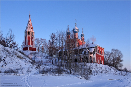 Tutaev churches view 4