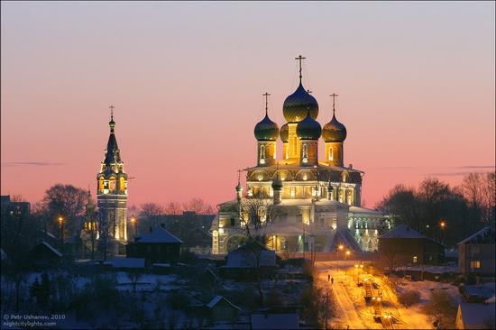 Tutaev churches view 6