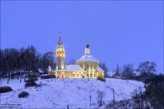 Tutaev churches view 9