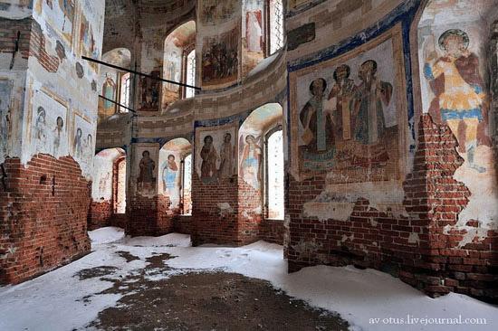 Church of Kazan Mother of God Icon, Kurba view 10
