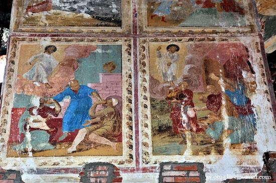 Church of Kazan Mother of God Icon, Kurba view 11