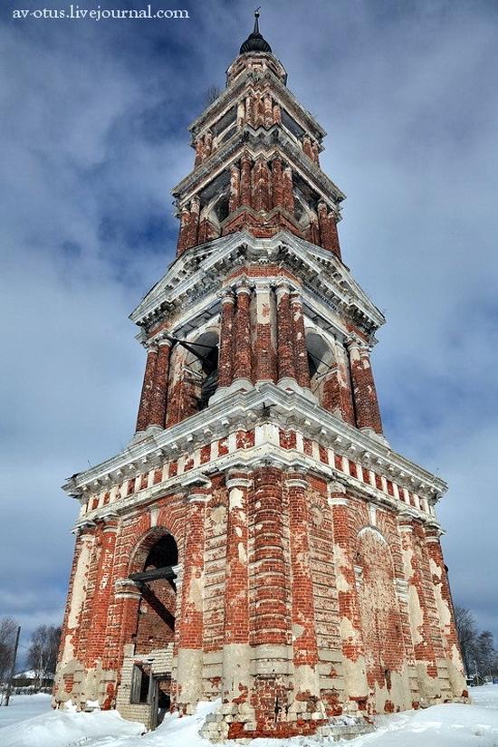Church of Kazan Mother of God Icon, Kurba view 7