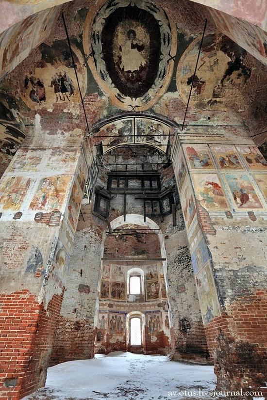 Church of Kazan Mother of God Icon, Kurba view 9