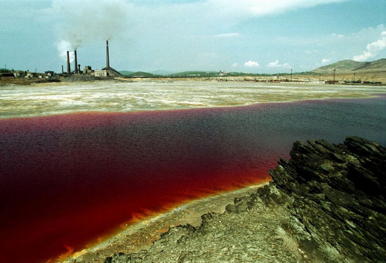 Karabash - probably the most polluted city in the world view 1