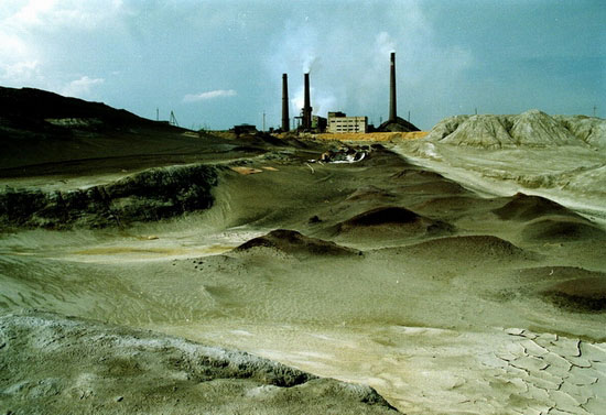 Karabash - probably the most polluted city in the world view 5