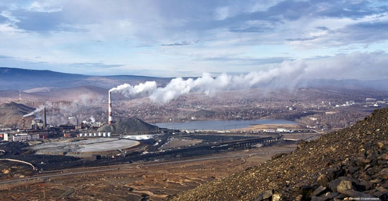 Karabash - probably the most polluted city in the world view 8