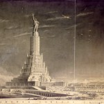 Moscow Palace of Soviets – Soviet architectural giant