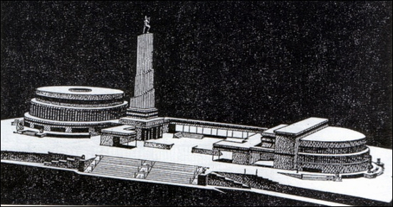 Moscow Palace of Soviets 10
