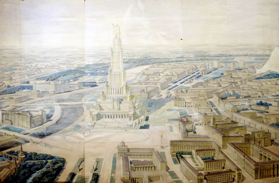 Moscow Palace of Soviets 2