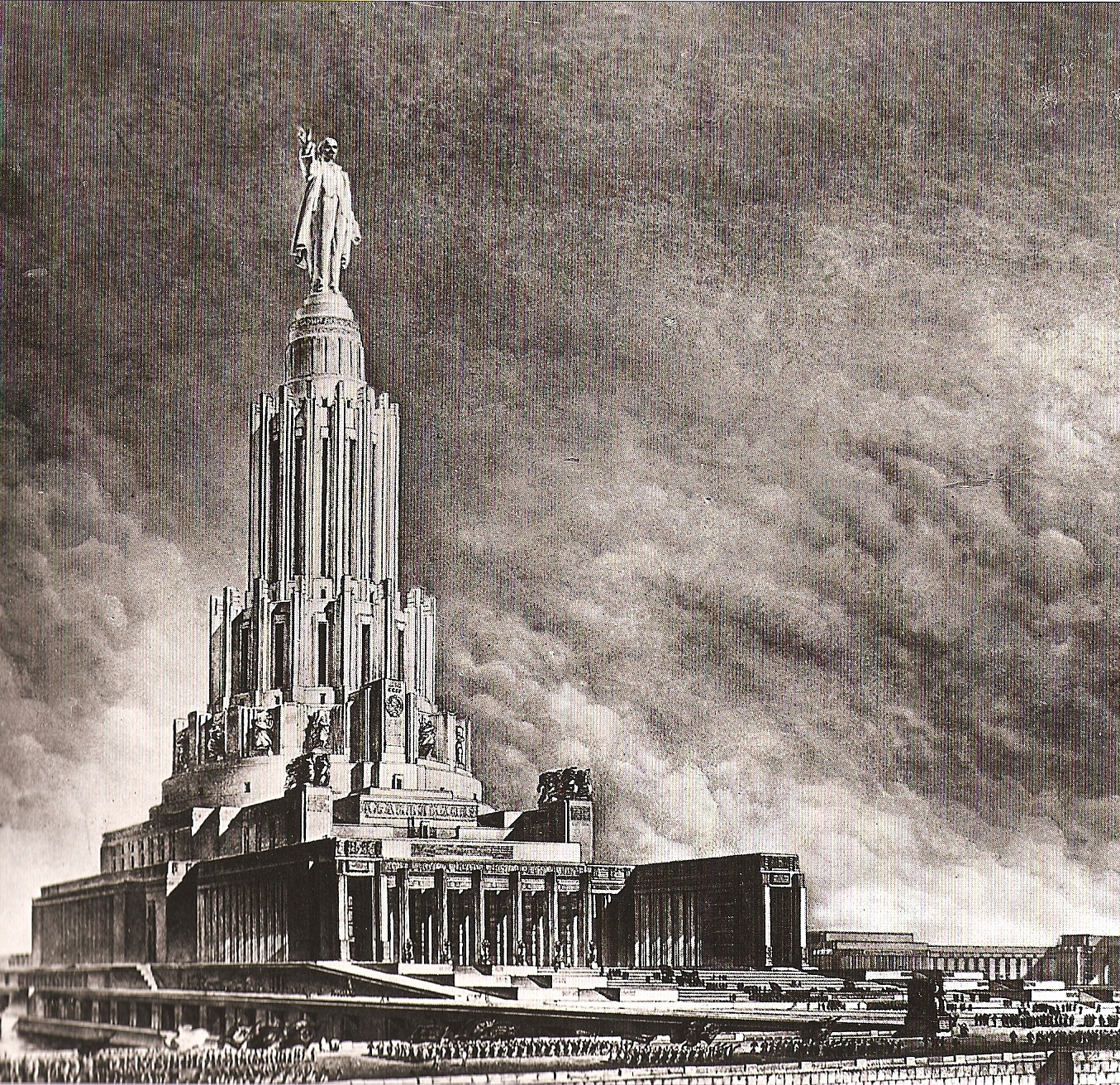 5 abandoned super projects of the USSR