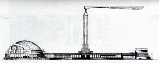 Moscow Palace of Soviets 9