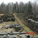 Storage and transportation of ammunition in Russian army