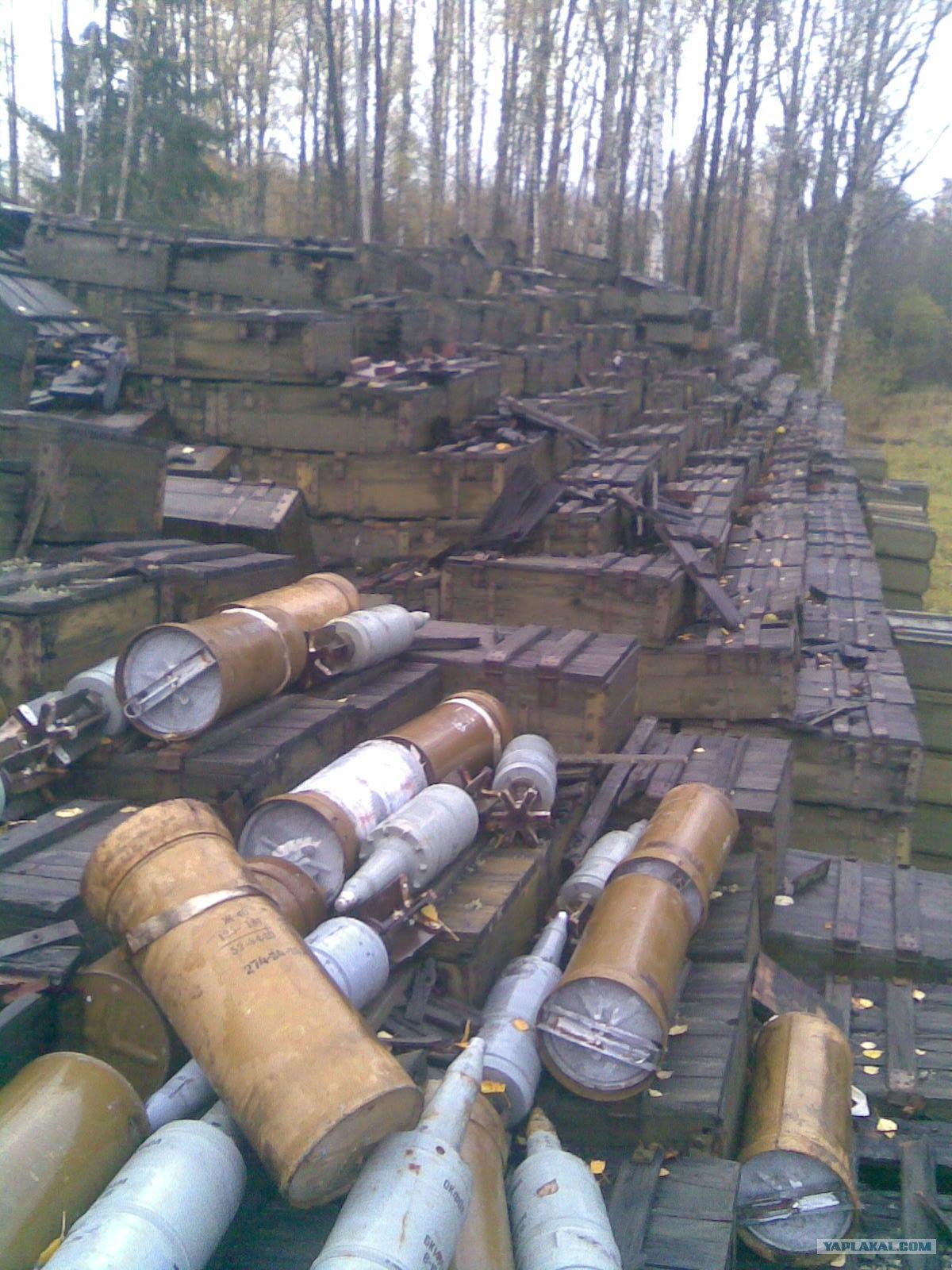 storage  transportation  ammunition  russian army russia travel blog