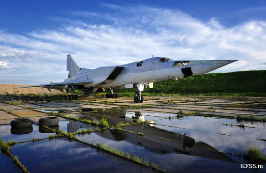 Vozdvizhenka - abandoned air base in Prymorye, Russia view 1