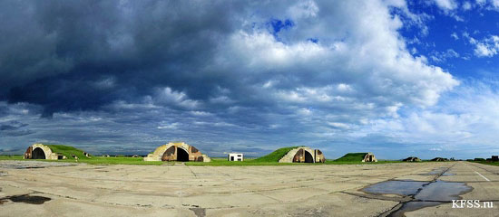 Vozdvizhenka - abandoned air base in Prymorye, Russia view 13