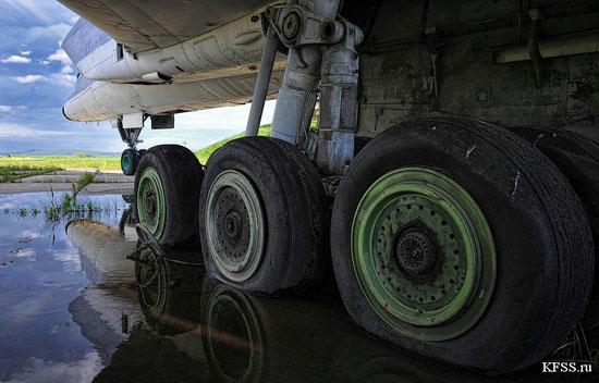 Vozdvizhenka - abandoned air base in Prymorye, Russia view 2