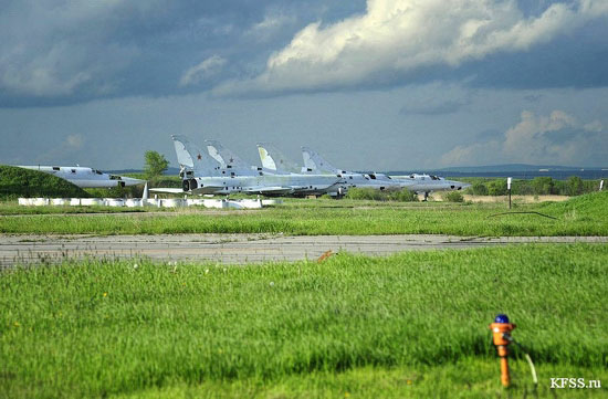 Vozdvizhenka - abandoned air base in Prymorye, Russia view 5