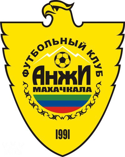 Anzhi Makhachkala football club emblem