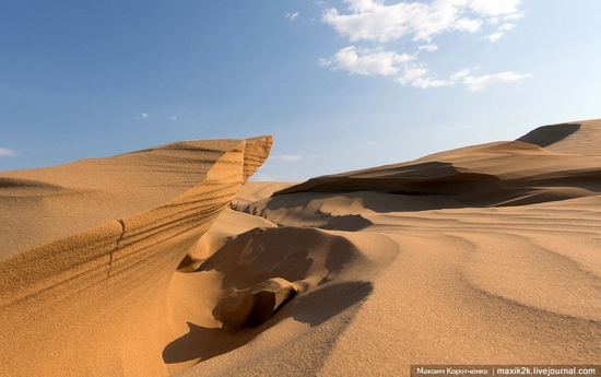 Big Brother - One of the highest sand dunes in Astrakhan oblast, Russia view 4