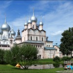 Architectural sights of Rostov the Great