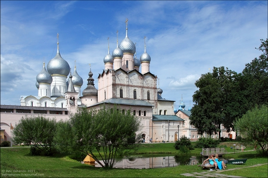 Rostov the Great, Russia scenery 1