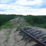 Transpolar Railway – The Dead Railroad