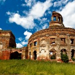 Abandoned churches and landscapes of Smolensk region