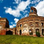 Abandoned churches and landscapes of Smolensk region