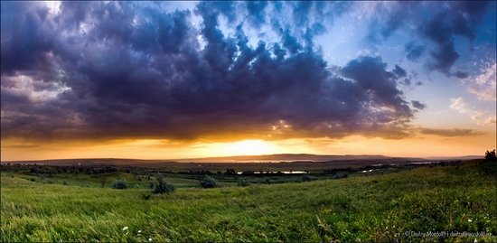 Stavropol krai, Russia landscape 2