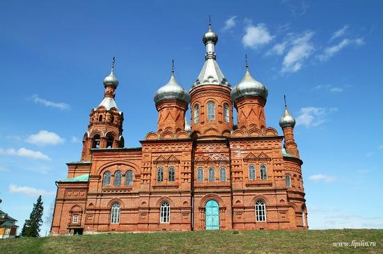 Volga River source, Russia view 9
