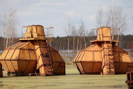 Yaroslavl oblast, Russia Fallout scenery 1