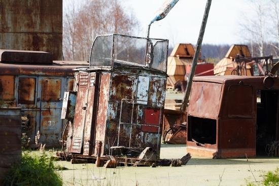 Yaroslavl oblast, Russia Fallout scenery 11
