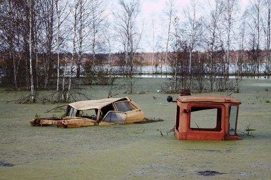 Yaroslavl oblast, Russia Fallout scenery 12