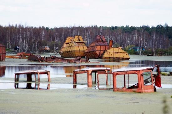 Yaroslavl oblast, Russia Fallout scenery 15