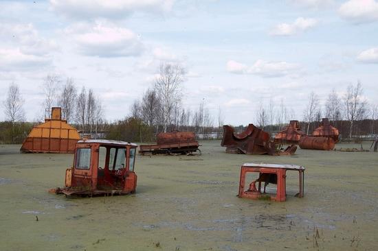 Yaroslavl oblast, Russia Fallout scenery 16