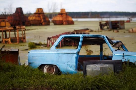 Yaroslavl oblast, Russia Fallout scenery 17