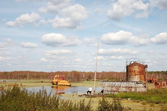 Yaroslavl oblast, Russia Fallout scenery 2