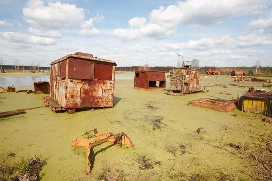 Yaroslavl oblast, Russia Fallout scenery 5