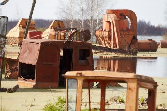 Yaroslavl oblast, Russia Fallout scenery 7