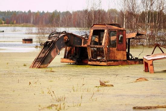 Yaroslavl oblast, Russia Fallout scenery 8