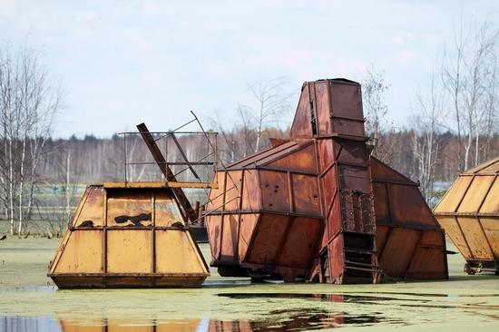 Yaroslavl oblast, Russia Fallout scenery 9