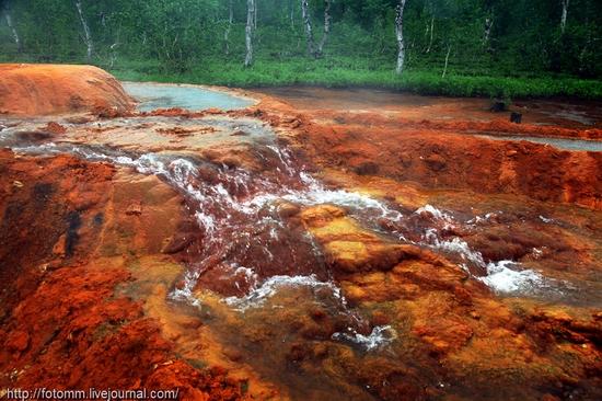 Natural park Nalychevo, Kamchatka peninsula, Russia view 13